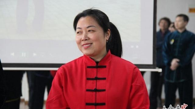太极名师陈军营应邀洛阳授拳