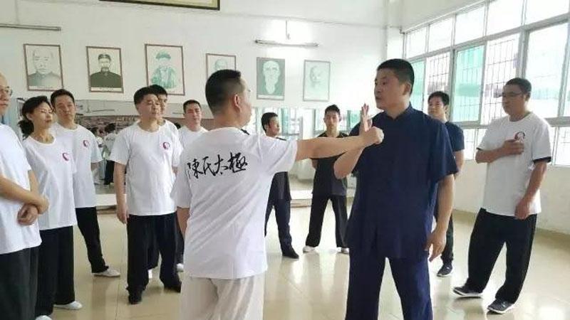陈志强老师5月在高州举办陈式太极拳老架一路提高课